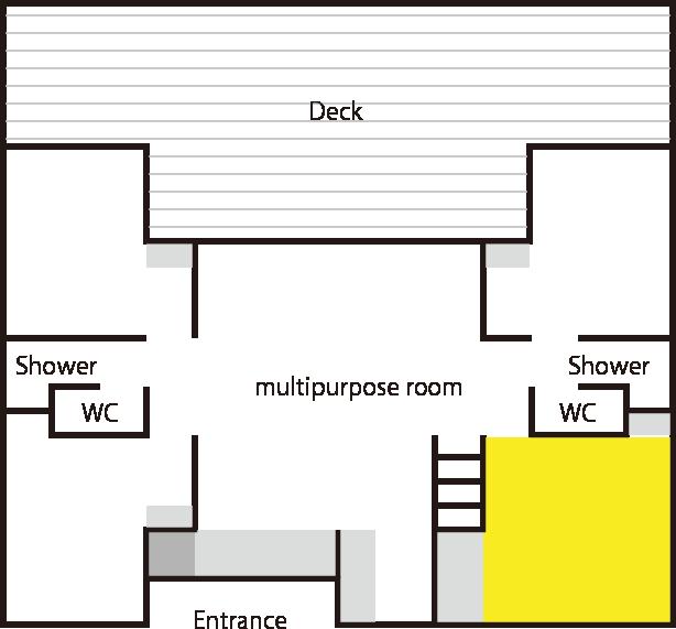 Japanese style floor plan